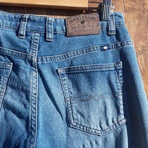 Lucky Brand Billy Straight Jean